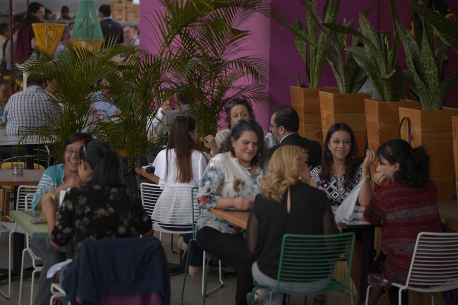 En el lugar hay comida nacional fusión. (Foto: Wilder López/Soy502)