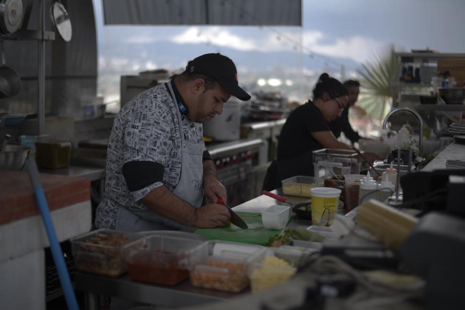 También bebidas de sabores guatemaltecos. (Foto: Wilder López/Soy502)