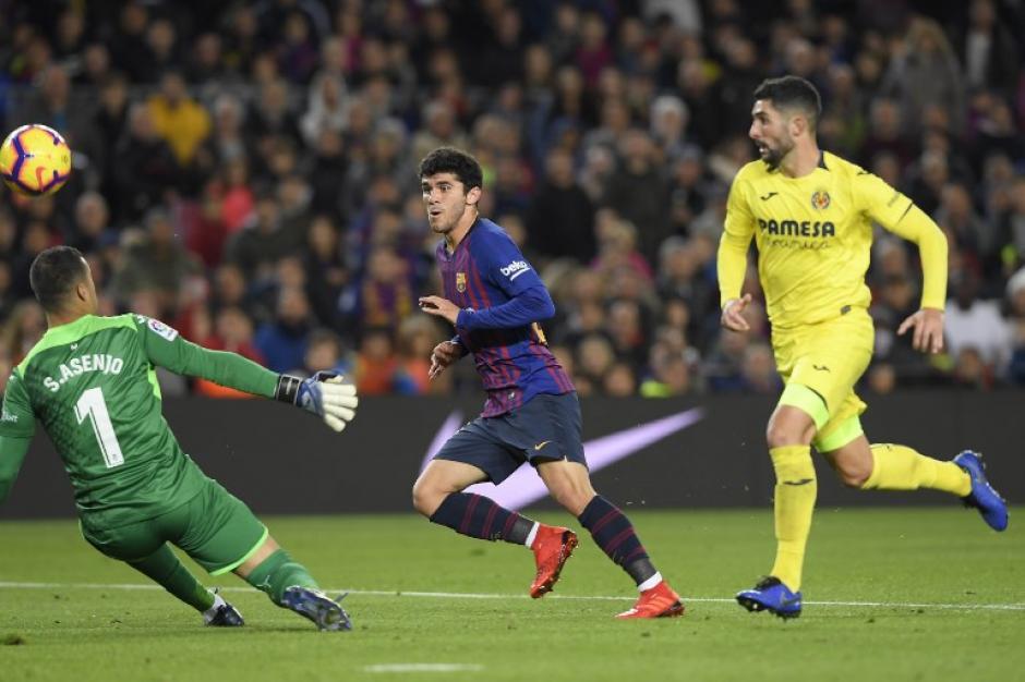 Resumen y goles del Barcelona vs. Villarreal de la Liga Santander