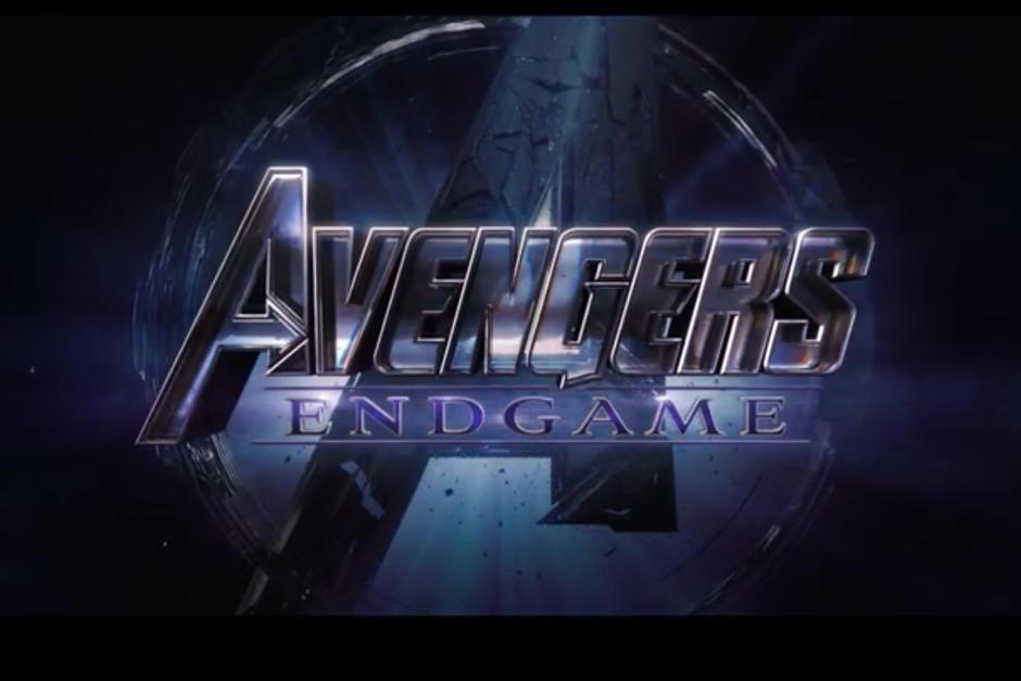 Marvel presenta el primer tráiler de 'Avengers: Endgame'