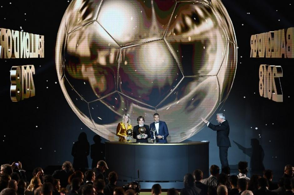 Balón de Oro: votó un periodista