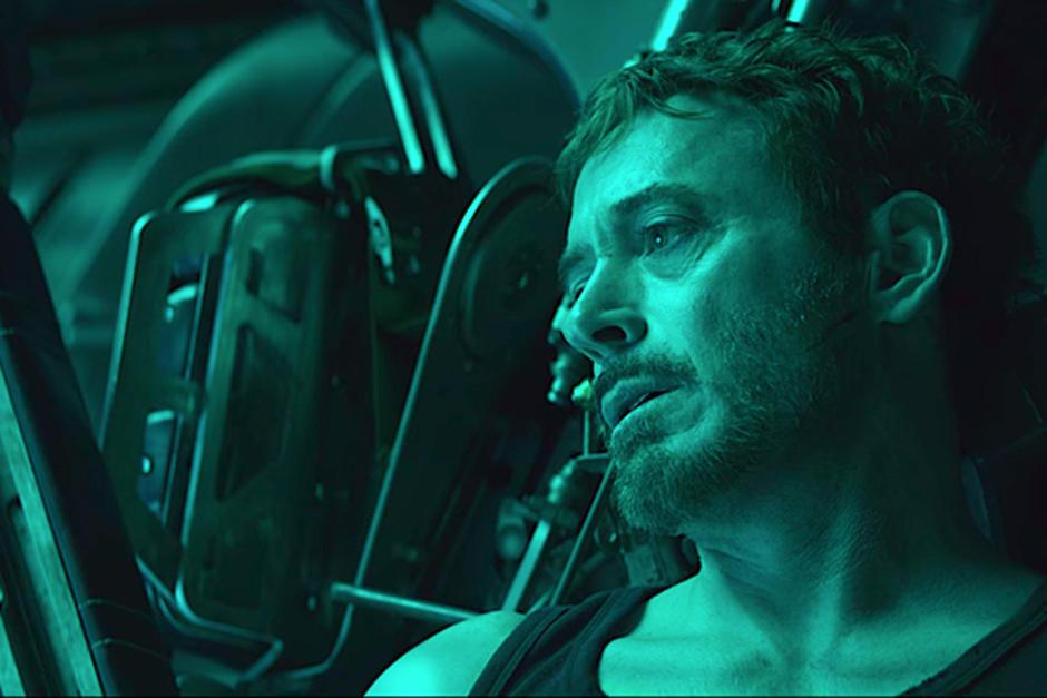 La NASA también está preocupada por Tony Stark en Avengers: End Game