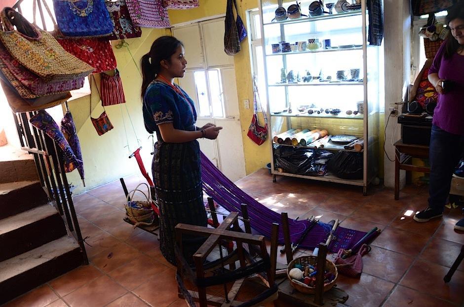 Gracias a este proyecto Palopó ha logrado la atención internacional.  (Foto: Selene Mejía/Soy502)