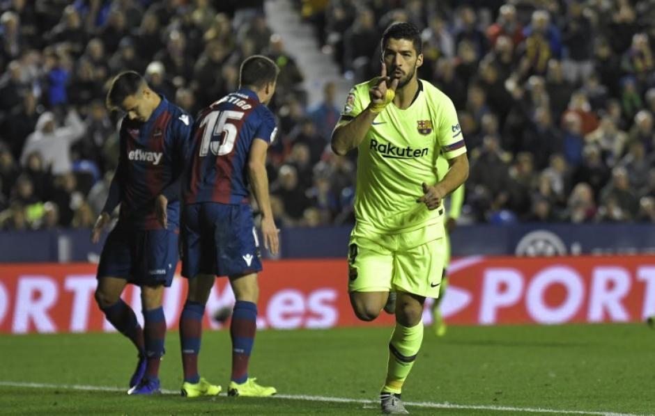 Levante vs Barcelona: goles, resumen y videos