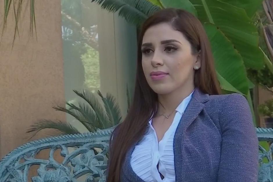 Hija de El Chapo hace declaraciones sobre él y Emma Coronel