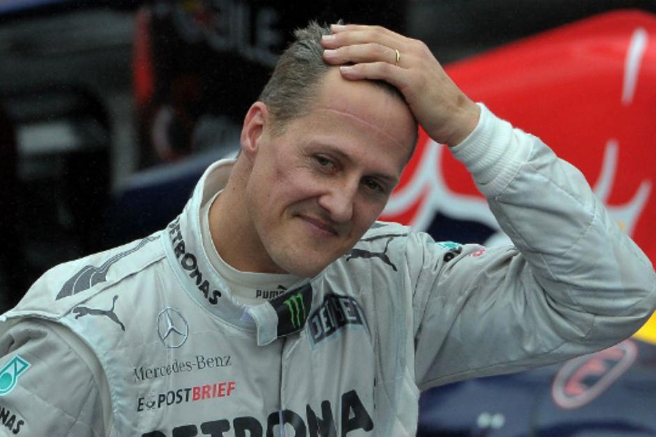La prensa inglesa reveló detalles impensados sobre la salud de Michael Schumacher