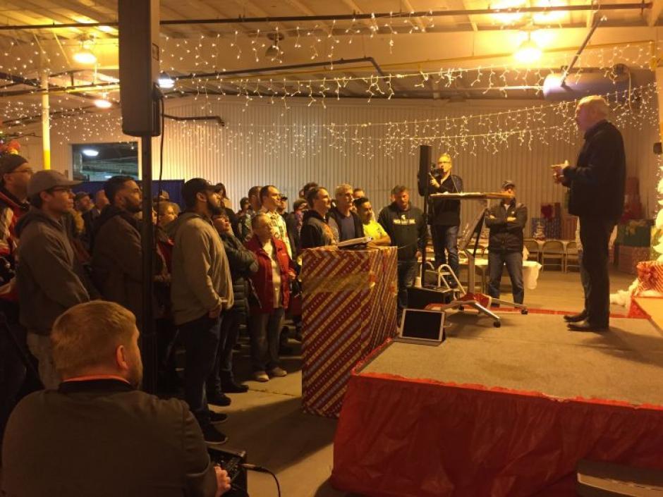 Para Navidad, una empresa regaló a sus empleados 4 millones de dólares