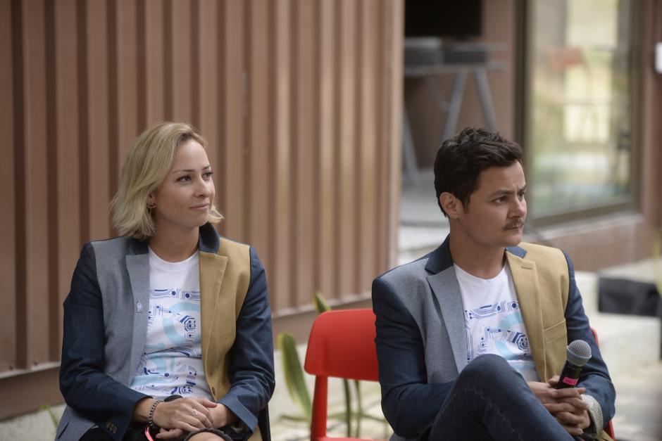 Melanie Aitkenhead y Arturo Castro esperan ser influyentes para apoyar la causa de Funsepa. (Foto: Wilder López/Soy502)