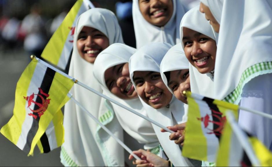 La religión oficial en Brunéi Darussalam es el Islam. (Foto: AFP)