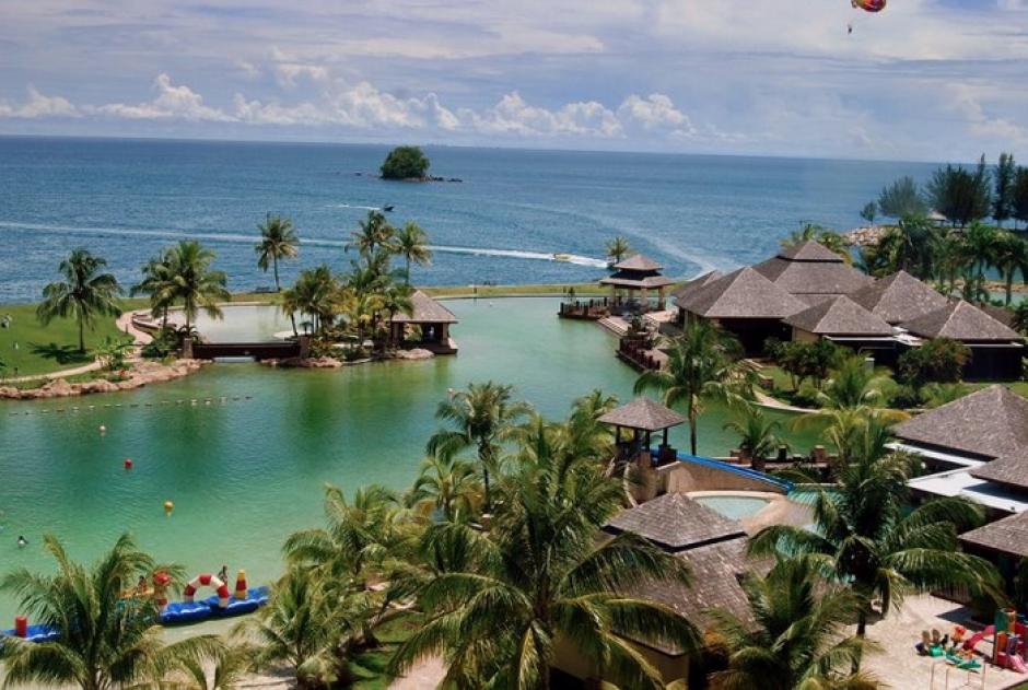 Brunéi Darussalam tiene playas y lugares turístico de primer mundo. (Foto: Instagram)