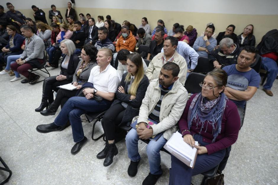 Un total de 39 personas fueron condenadas por facilitar la obtención de documentos guatemaltecos de forma ilegal a extranjeros. (Foto: Wilder López/Soy502)