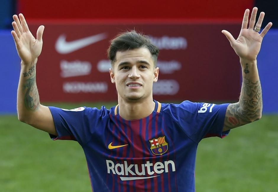 El brasileño heredará el dorsal de uno de los jugadores más emblemáticos  del FC Barcelona en f6a1f8bdb760c