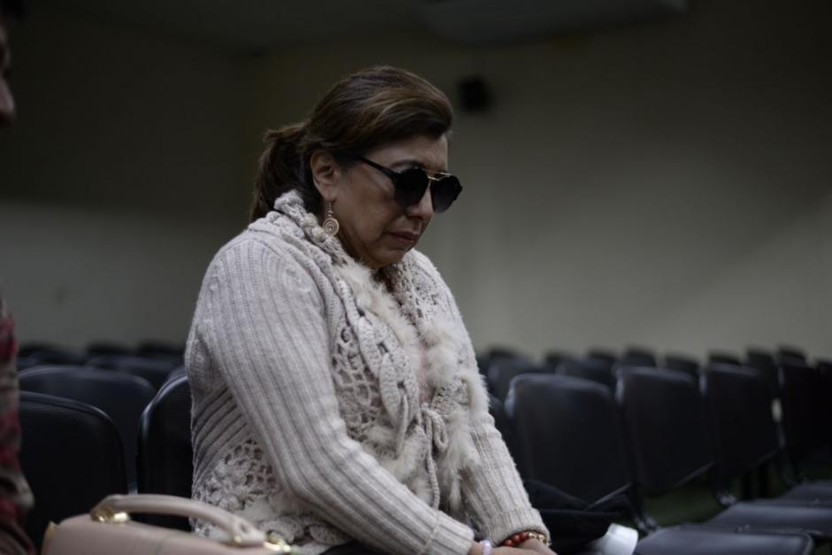 Anabella de León podrá salir de prisión si paga su fianza. (Foto: Wilder López/Soy502)