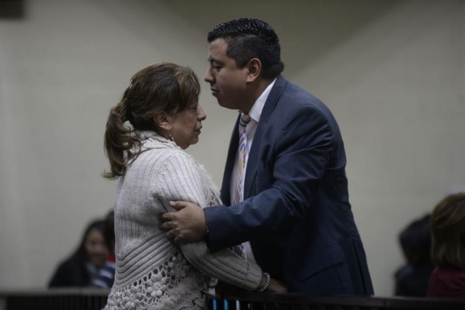 De León deberá pagar una fianza de 300 mil quetzales. (Foto: Wilder López/Soy502)