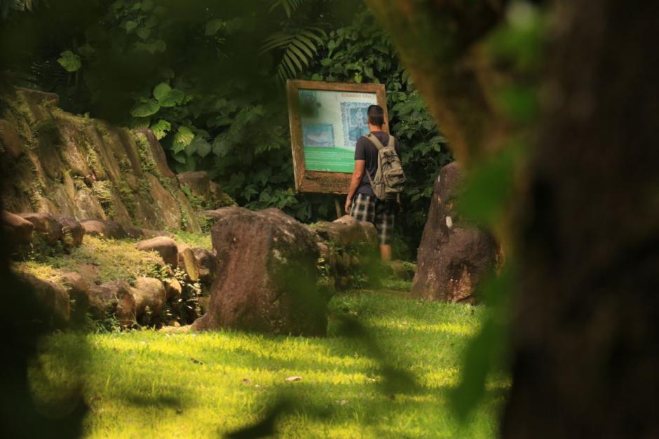 El Inguat considera que los europeos tienen una fascinación por los sitios arqueológicos. (Foto: Adrián Ramos/Inguat)