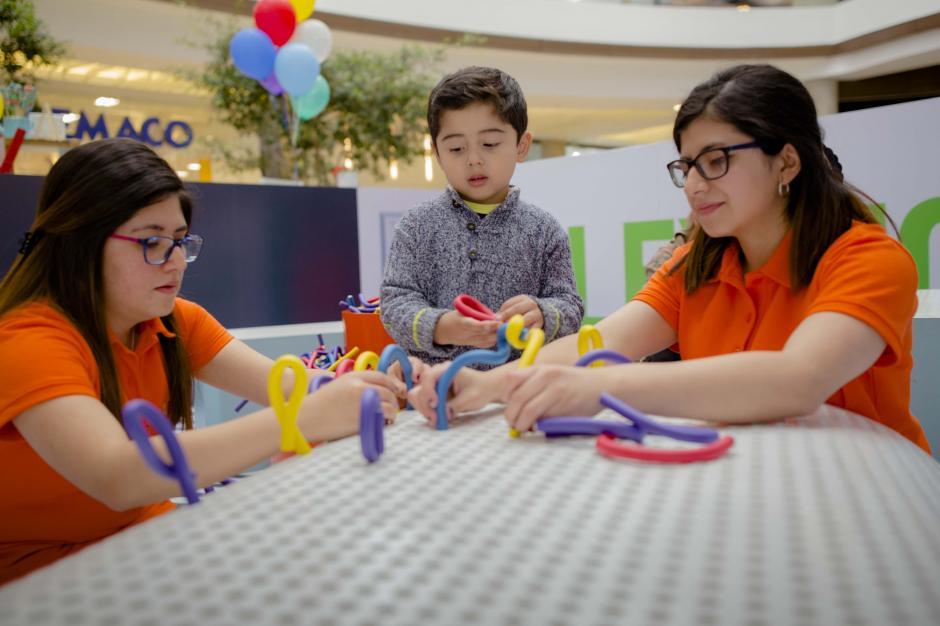 Naranjo Mall presenta un nuevo espacio de entretenimiento: Artpark. (Foto: Victor Xiloj/Soy502)