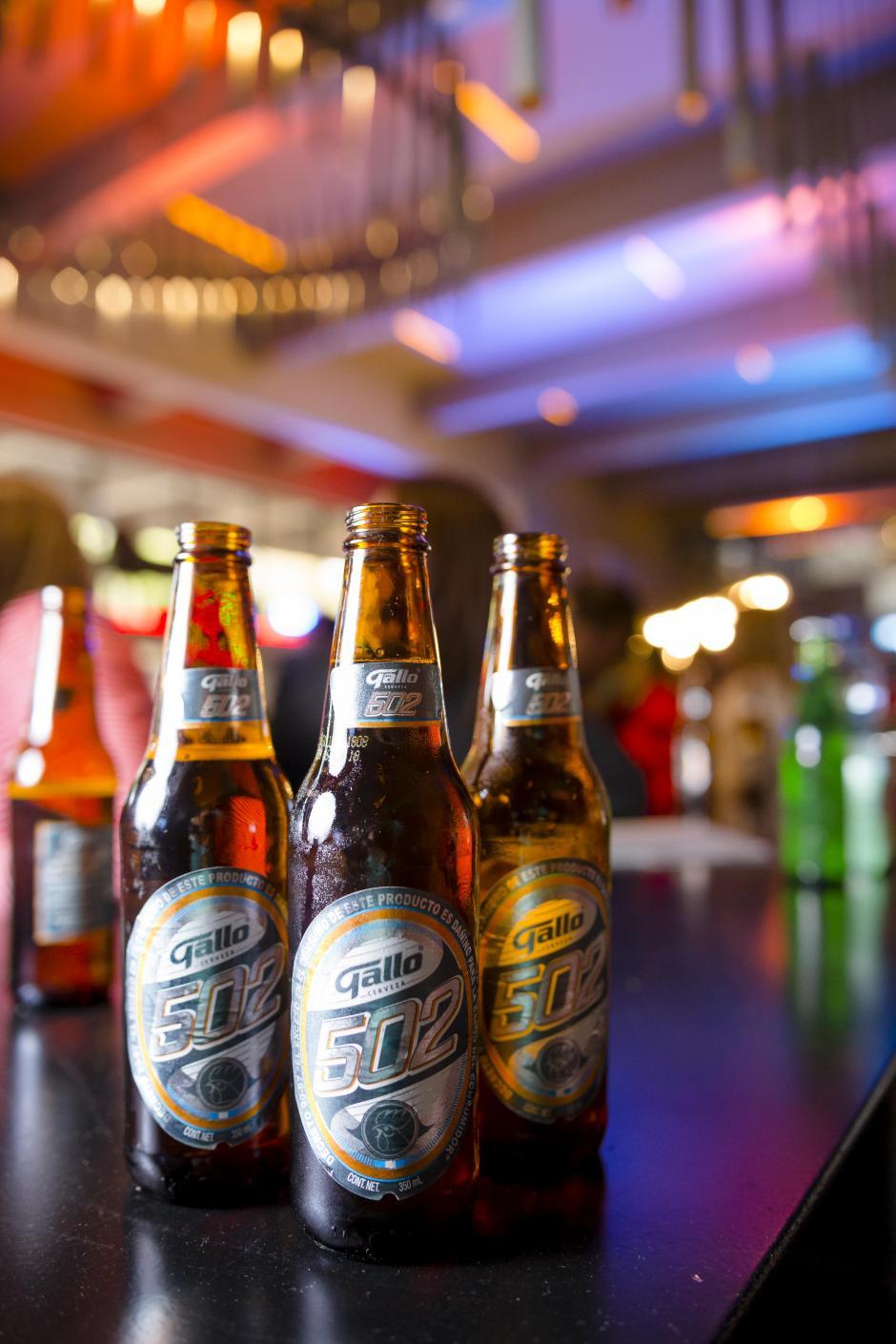 Es una cerveza clara tipo lager, con sabor balanceado. (Foto: George Rojas/Soy502)