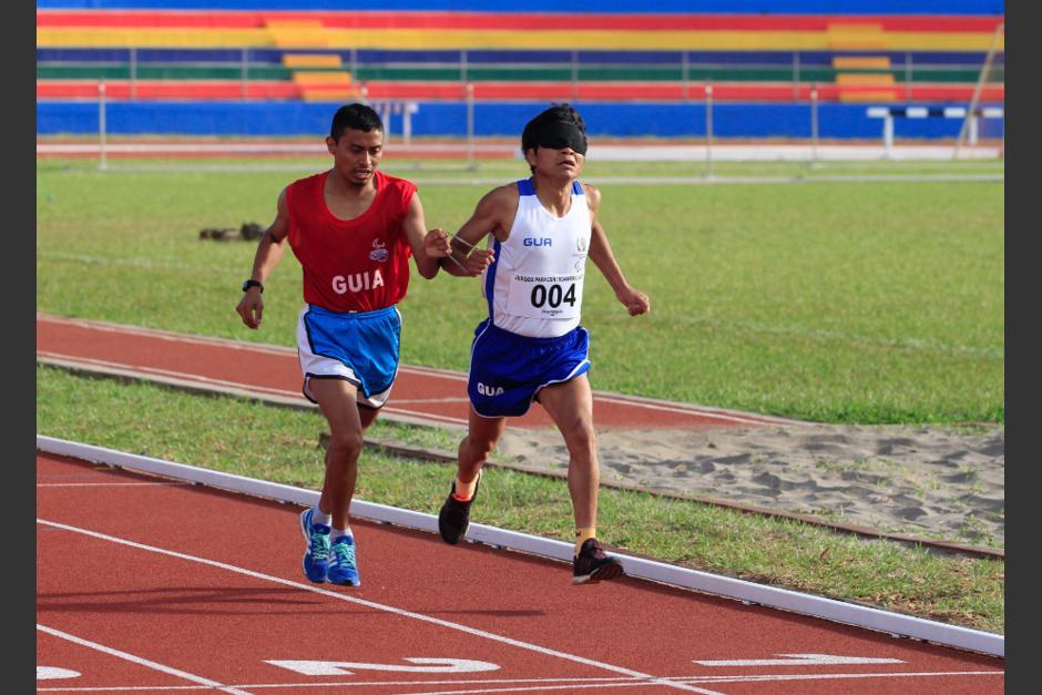 Raxón y Martínez tienen tres años de correr juntos. (Foto: CDAG)