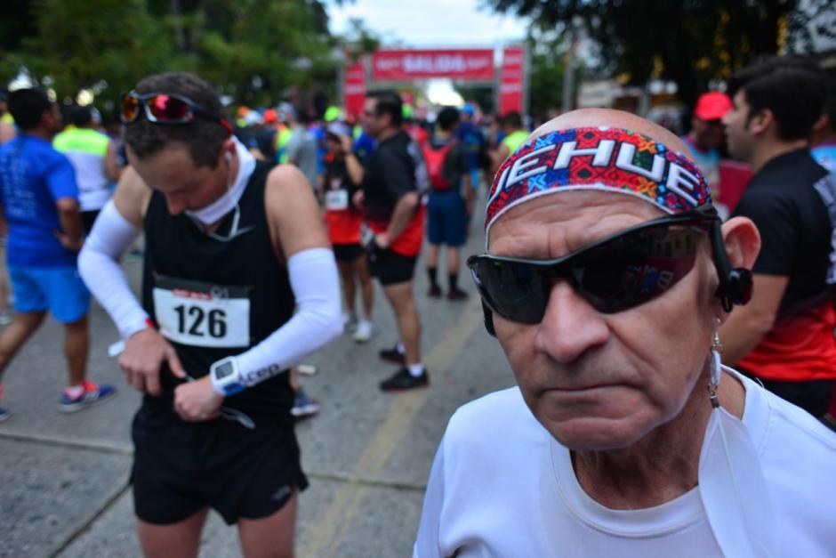 Miles de corredores de diferentes edades gozaron participar en la carrera más antigua de la capital. (Foto: Jesús Alfonso/Soy502)