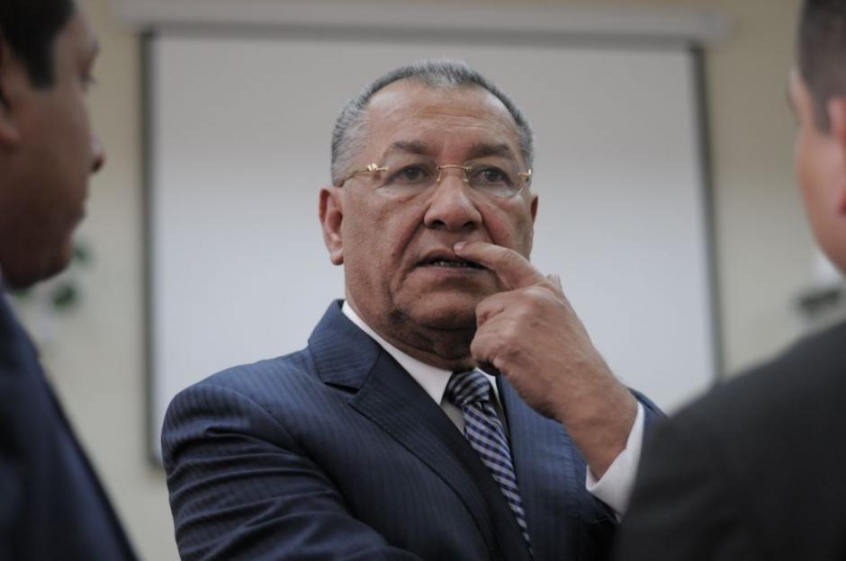 Arístides Crespo fue capturado el 23 de enero de 2018. (Foto: Wilder López/Soy502)