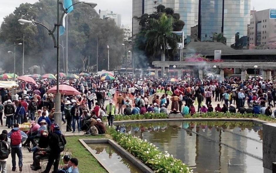 La manifestación iniciará a las 7:00 horas. (Foto: (Archivo/Soy502)