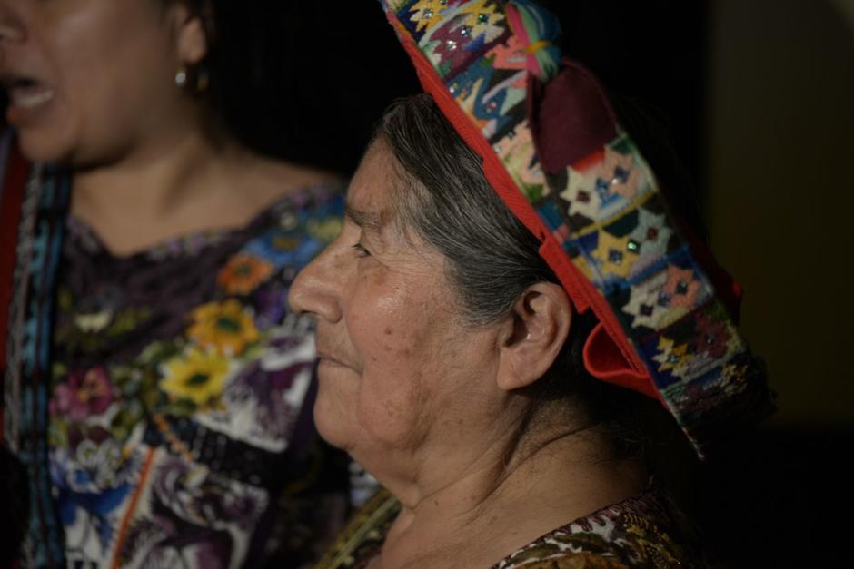 Concepción Ramírez Mendoza recibirá 5 mil quetzales mensuales de por vida. (Foto: Wilder López/Soy502)