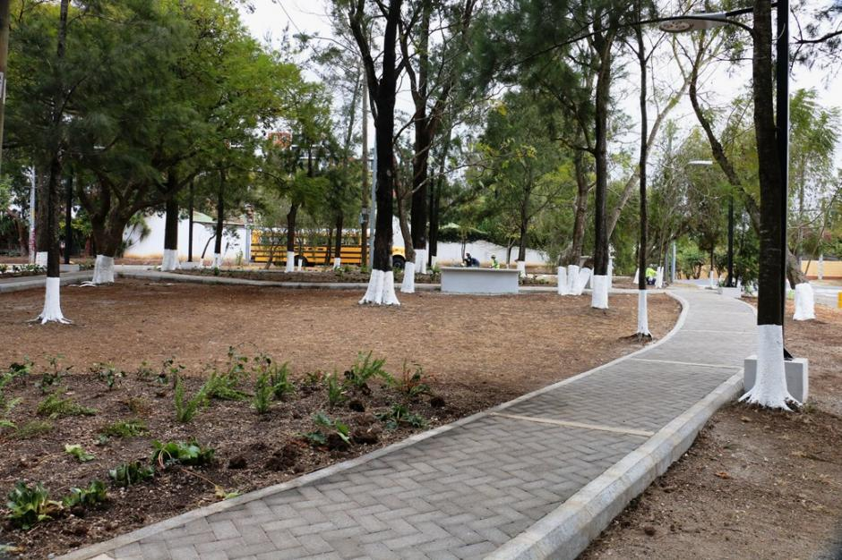 El parque cuenta con senderos internos. (Foto: cortesía Spectrum)