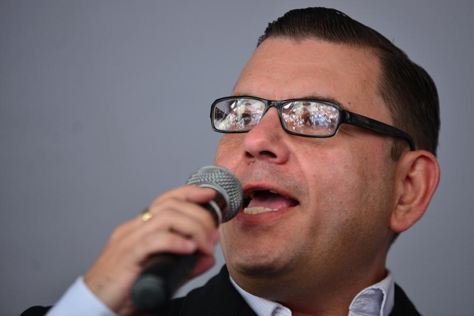 El 19 de enero de 2018 se giró orden de captura contra Manuel Baldizón. (Foto: archivo/Soy502)