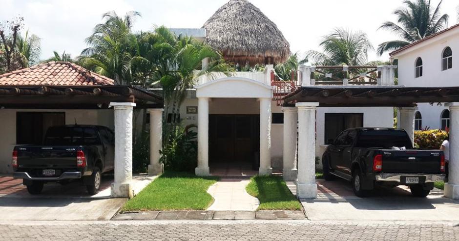 """Otra de las propiedades que la Senabed ha puesto en alquiler es una casa vacacional extinguida a """"La Sirenita. (Foto: Senabed)"""