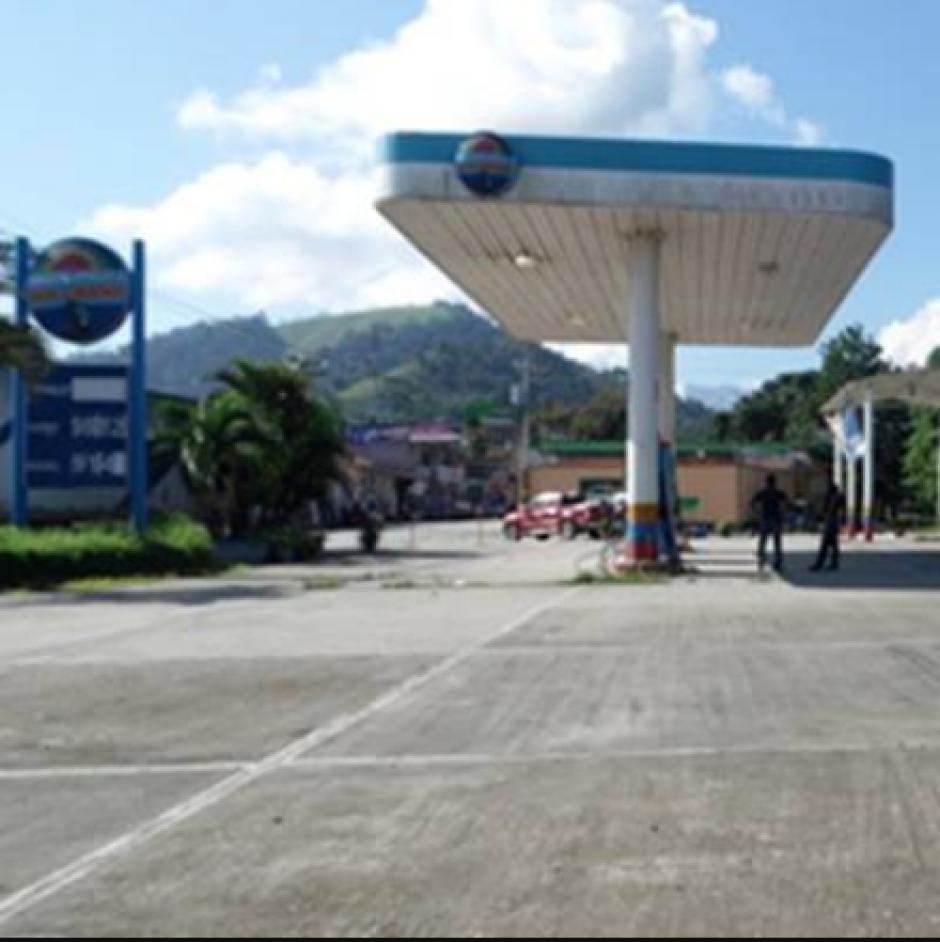 Entre las propiedades en arrendamiento, figura una gasolinera vinculada al narcotraficante Mario Ponce. (Foto: Senabed)