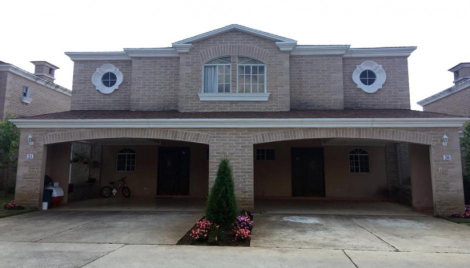 La segunda casa de Jorge Ulloa que está en alquiler está ubicada en San José Pinula. (Foto: Senabed)