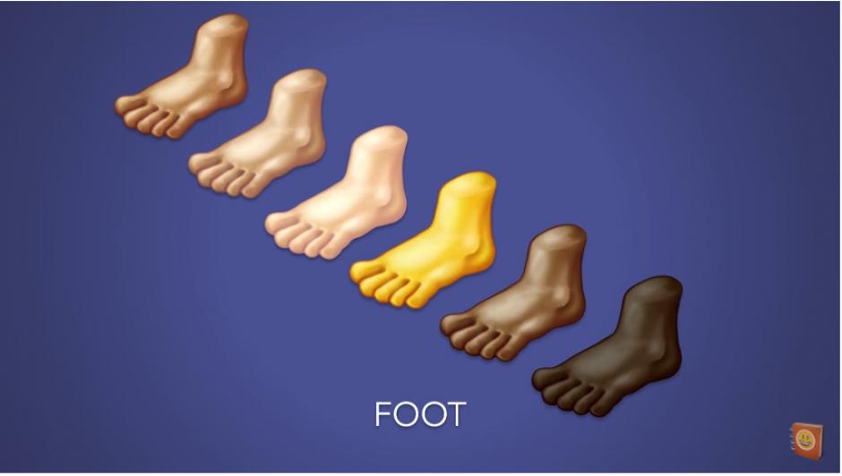 Los tonos de piel también traen un sinfín de nuevas características. (Foto: captura de video)