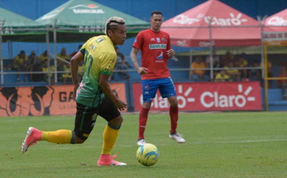 El equipo de Guastatoya perdió 1-0 contra los Rojos de Municipal. (Foto: Wilder López/Soy502)