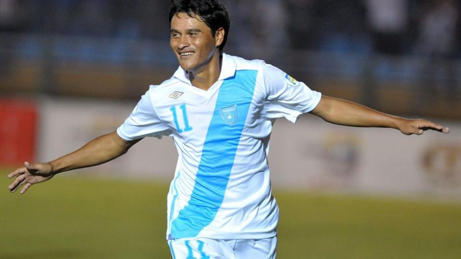 Fredy García fue seleccionado nacional en categorías menores y mayor. (Foto: AFP)