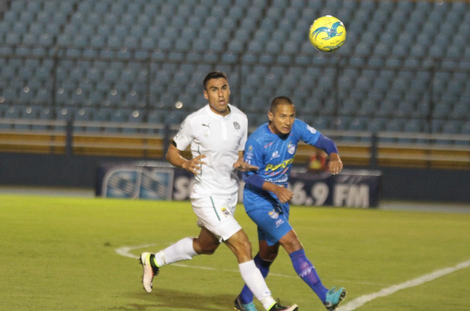 Cobán ofreció un buen juego.  (Foto: Luis Barrios/Soy502)