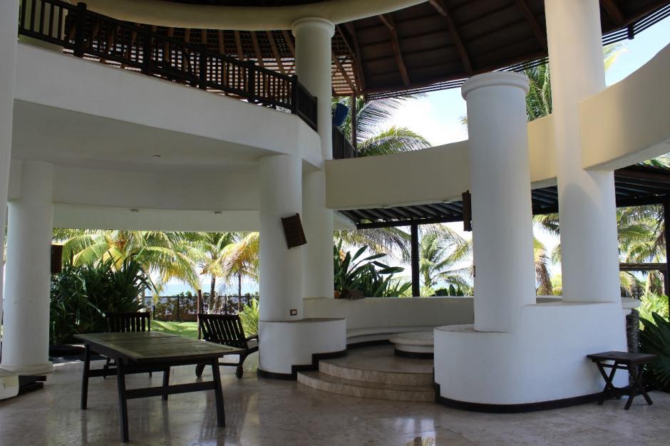 La propiedad, vinculada a Otto Pérez, está valorada en 7 millones de quetzales. (Foto: MP)