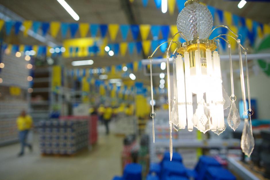 Innovaciones como autoservicio y cajas autopago, entre otros, son parte de la nueva tienda. (Foto: George Rojas/Soy502)