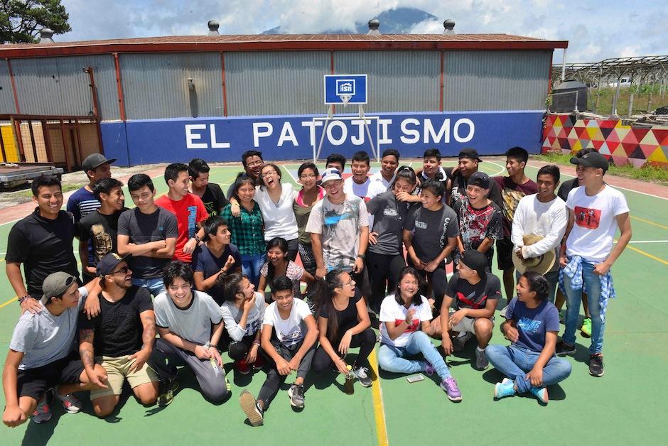 El Patojismo inspira a los jóvenes a realizar su emprendimiento. (Foto: Jesús alfonso)