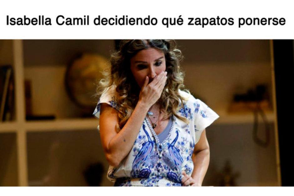 Luis Miguel criticó a su novia por no tener preocupaciones, más que sus zapatos.