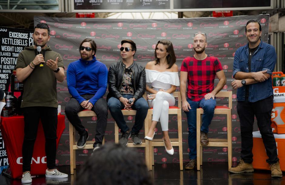 Artistas nacionales se unen a los 60 días de exigencia en las diferentes etapas del Challenge 2018. (Foto: Victor Xiloj/Soy502)