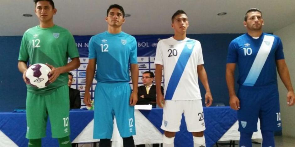 ea373e9910ae4 Camiseta de la Selección de fútbol de Guatemala podría cambiar de diseño.