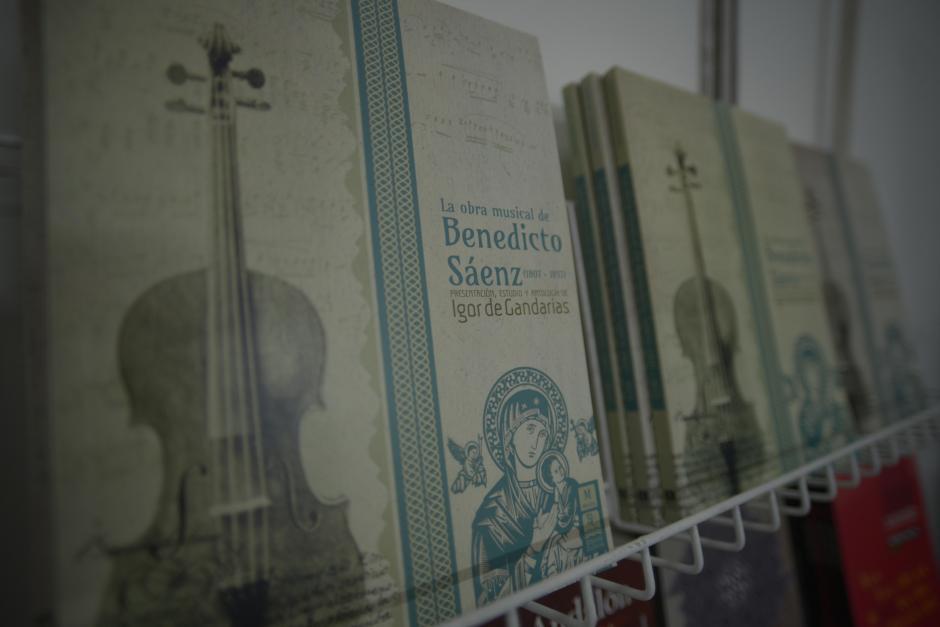 Los amantes de la música no se pueden perder la obra musical de Benedicto Sáenz del siglo XIX.  (Foto: Wilder López/Soy502)
