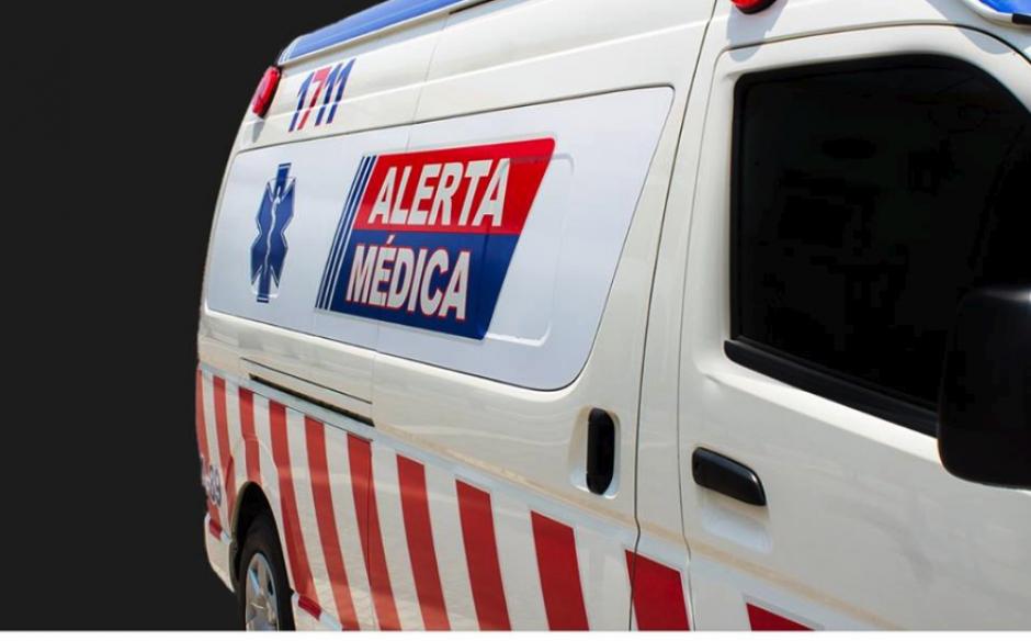 Alerta Médica ofreció el traslado de emergencia desde Escuintla hacia Guatemala (Hospital Roosevelt).