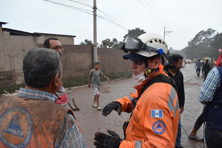 CONRED publicó que no era necesario el desalojo, por esa decisión se perdieron cientos de vidas humanas. (Foto: Manuel Cobar/Soy502)