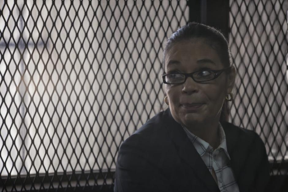 Roxana Baldetti fue capturada el 21 de agosto de 2015 y se le implica en varios casos de corrupción. (Foto: Wilder López/Soy502)