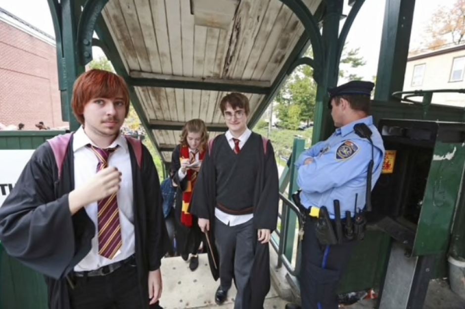 Warner prohíbe los festivales de Harry Potter en Estados Unidos. (Foto: archivo)