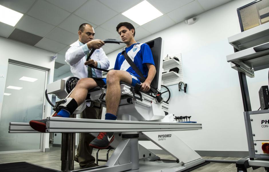 Ciam In Motion se enfoca en tres perspectivas que exigen los tratamientos de fisioterapia: tratamiento preventivo, rehabilitación y servicios especiales. (Foto: Victor Xiloj/Soy502)