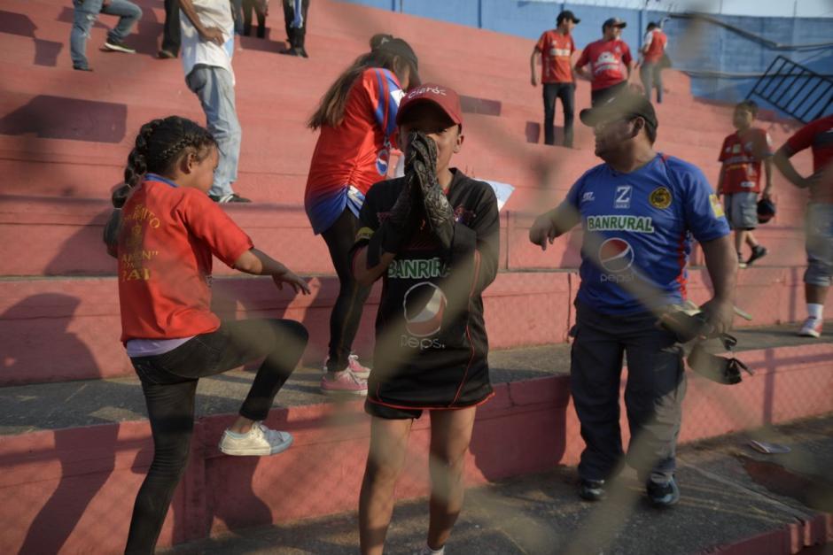 La emoción embargó a Obed Alejandro y su rostro se llenó de lágrimas. (Foto: Wilder López/Soy502)