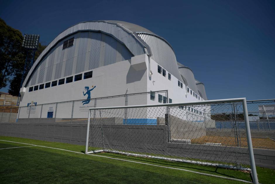 El lugar también tiene un gimnasio que está en desuso. (Foto: Wilder López/Soy502)