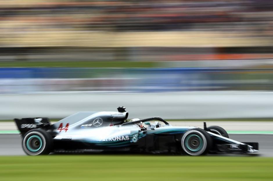 Hamilton dominó de principio a fin la compentencia en Montemeló.  (Foto: AFP)